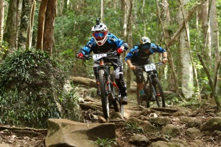 SEQ Downhill Series